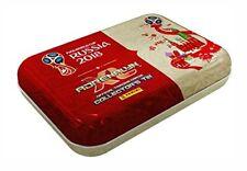 Fifa World Cup Russia 2018 Panini Adrenalyn XL ~ Pocket Tin Inc 6 Packs + Ltd Ed