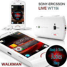 Sony Ericsson WT19i Live Walkman (Ohne Simlock) WLAN 3G GPS 5MP Android NEU OVP