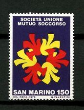 Saint-Marin 1976 SG # 1062 social welfare neuf sans charnière #A 22306