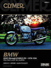 BMW R50/5 through R100GS PD 1970-1996 (Clymer Motorcycle Repair) by Penton Staff