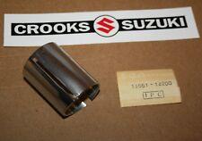 NOS 13551-14200 Suzuki RM250 / RM465 2.0 Carburetor Slide/Throttle Valve