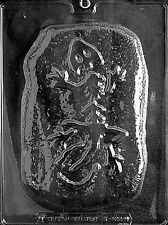 K122 Dinosaur Fossil Chocolate Candy Soap Mold with Instructions