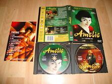 AMELIE UN FILM DE JEAN-PIERRE-JEUNET DE MANGA FILMS EN DVD EDICION CON 2 DISCOS