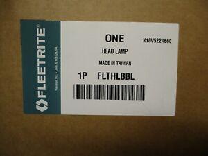 FLTHLBBL FLEETRITE HEADLIGHT LH ASSEMBLY  BUS HEADLIGHT BLUEBIRD BUS LIGHT