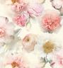 Arthouse Diamond Bloom Floral Blush Glitter Wallpaper (257000)