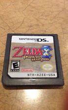 Nintendo ds cartridge game Zelda phantom hourglass