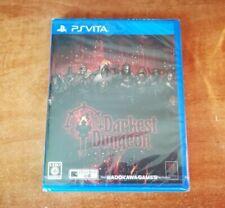 Darkest Dungeon Ps Vita. Japanese Version (Spanish, English...). Factory Sealed.