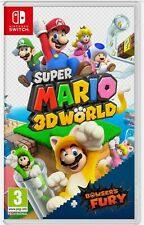 Super Mario 3D World + Bowser's Fury Nintendo Switch preorder sale