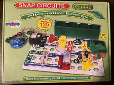 Snap Circuits Green Alternative Energy SCG-125