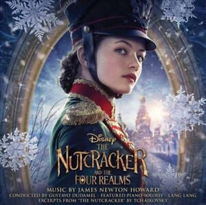 Disney The Nutcracker & The Four Realms SoundtrackCD *NEW & SEALED*