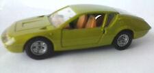 SOLIDO 1:43 AUTO DIE CAST ALPINE RENAULT A 310 VERDE    ART 192