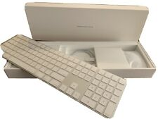 Apple Magic 2 Keyboard w/num keypad And Mouse