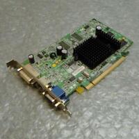 128MB Dell F3988 0F3988 Ati Radeon X300SE Pci-E VGA DVI S-VIDÉO Carte Graphique
