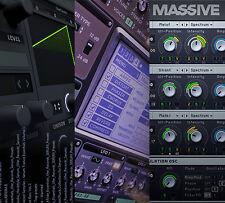 Sylenth, Serum, Massive Bundle - Studio Producer Soundbank Library Archives