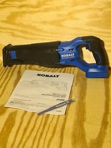 Kobalt 24-Volt Max Brushless Cordless Reciprocating Saw-Tool Only