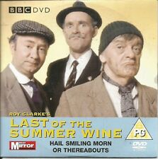LAST OF THE SUMMER WINE - HAIL SMILING MORN OR THEREABOUTS - MIRROR PROMO DVD