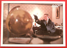 JAMES BOND - Quantum of Solace - Card #088 - Bond Confronts Yusef