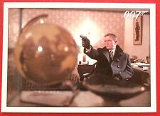 JAMES BOND - Quantum of Solace - Card #088 - Bond Confronts Yusef