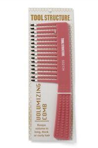 tool structure volumizing comb