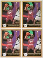 1990-91 SKYBOX BASKETBALL Charles Barkley (4x) Card Lot NM #211 76ers Suns HOF