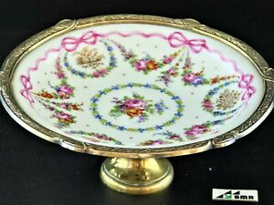 Confectionery bowl - .925 silver - Germany - late 19th century