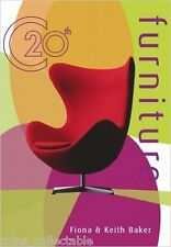 20th Century Furniture (Hardcover / Hardback, 2002) by Fiona & Keith Baker