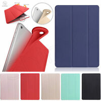 Slim Magnetic Leather Smart Cover Soft Silicone Case For iPad Mini Air Pro 2 3 4
