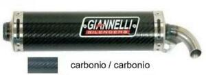14084 SILENZIATORE GIANNELLI SHOT V4 CARBONIO