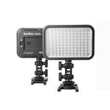 Godox LED 126 Video Lamp Light + Filter for Digital Camera Camcorder DV Wedding