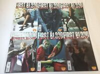 Dynamite Comics JENNIFER BLOOD FIRST BLOOD #1 2 3 4 5 6 ~ FULL SET