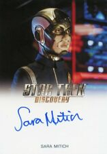 Star Trek Discovery S1 Le autograph of Sara Mitich as Lt Cdr Airiam Full Bleed B