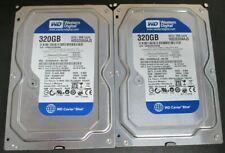 """Western Digital WD Blue 320GB (WD3200AAJS-00L7A0) SATA Desktop HDD 7200RPM 3.5"""""""
