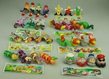Lot of 30 Kinder Surprise K99 Era inc 3 Complete Sets K99-N57 to N60 Papers D281