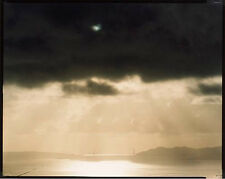 "RICHARD MISRACH Signed 1998 Original Color Photograph - ""Golden Gate Bridge"""