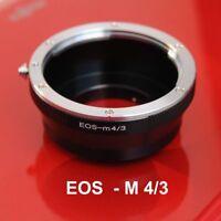 Canon EOS EF lens to Micro 4/3 m43 Adapter Panasonic GM5 GX1 GX2 GX7 GM1 GM5 G10