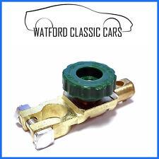 Battery Cut Off Switch/Battery Immobilizer MG,Triumph,Mini,Morris,Jaguar,Hillman