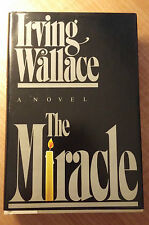 The Miracle by Irving Wallace (1984, Hardcover) store#4796