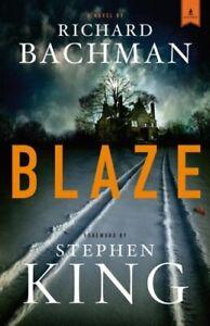 Blaze Hardcover Richard Bachman