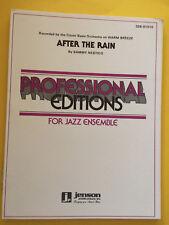 After The Rain, Count Basie, arr. Sammy Nestico, Big Band Arrangement
