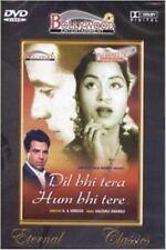 Dil Bhi Tera Hum Bhi Tere (Hindi DVD) (1960) (English Subtitles) (Brand New DVD)
