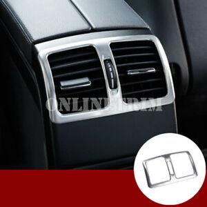 Interior Rear Air Vent Cover Trim For Benz E Class Coupe W207 C207 2009-2016
