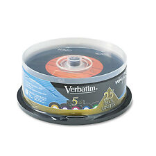 Verbatim CD-R with Digital Vinyl Surface 80min 52X 25/PK Spindle 94488
