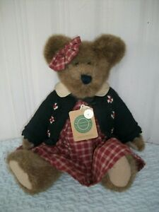 """Boyds Bears ~ Lisa T. Bearringer #911950 ~ Archive Collection ~ 17"""" ~ w/Tag"""