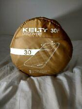 7c Saco de Dormir Kelty Tuck Ex 20f// Unisex Adulto