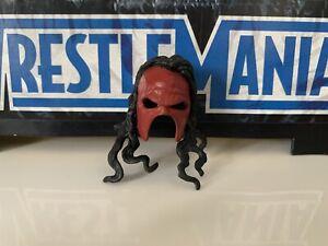 WWE Kane Removable Mask - Wrestling Figure Accessories Mattel Elite WWF