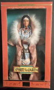 Spirit of the Earth 2001 Barbie Doll Limited Edition Barbie Collectibles SEALED
