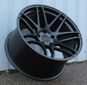 19 inch rims wheels fit BMW E90 F30 F31 F10 F11 F12 HX style 5x120 New 4 rims