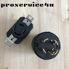 NEMA L20-30R L20-30P Power Locking Twist-Lock Plug Receptacle 30A 347/600V