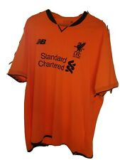 More details for liverpool orange top 2017 in 2018 unused never worn. no tags.