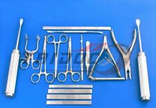 44 Pcs Foot & Ankle Surgical Instrument Set German Stainless Steel